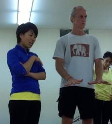 Chuck Miller先生の来日ワークショップ@福岡・大阪・名古屋・東京