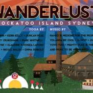 【シドニー:ヨガ情報】Wonderlust @コカトゥー島 2月