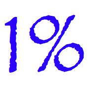 たった1%の重みと1万時間の法則とヨガスートラ(1.14)