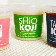 発酵食品② オーガニック塩麹&甘麹