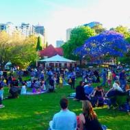 家族のじかん/シドニー夏のイベント@Twilight Food Fair
