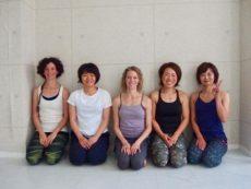 Yogaworks  200時間T.T.終了!