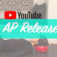 [Youtube更新] APリリース