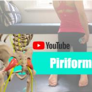 [Youtube更新] セラピーボールで腰痛予防&改善: 梨状筋のセルフリリース