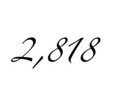 2018年振り返り①:2818名のヨギー